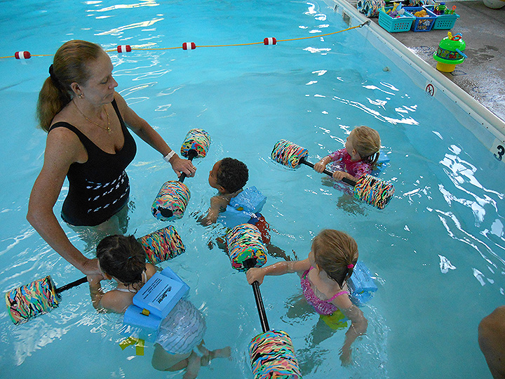 Trust Pied Piper Swim School for swimming lessons in Toms River, NJ